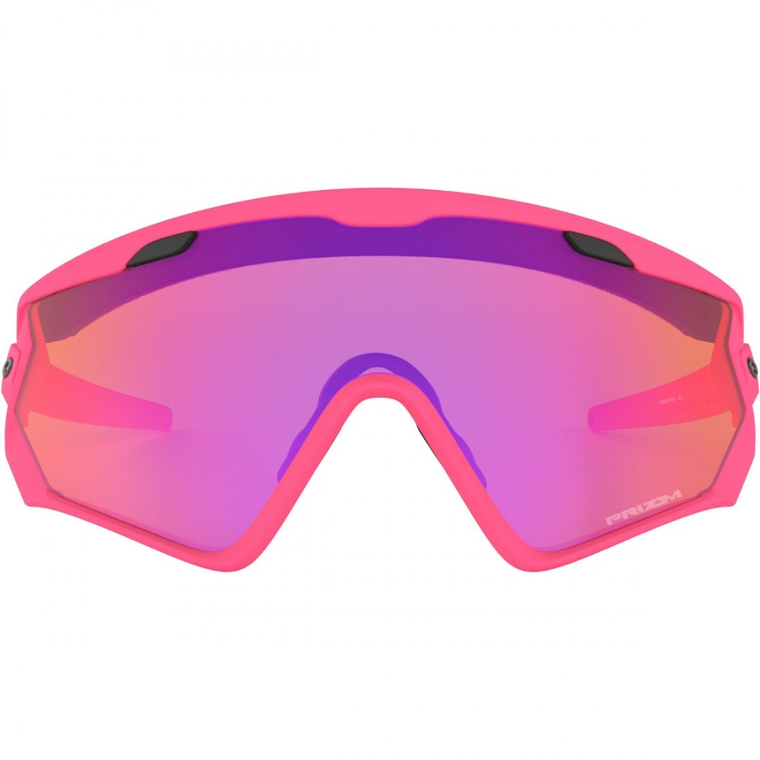 7026c4ff71 OAKLEY Wind Jacket 2.0 Matte Neon Pink   Prizm Trail Mask   Goggle ...