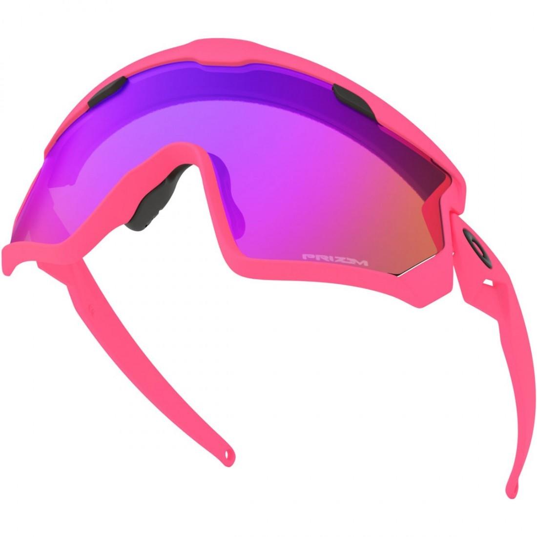 Matte Wind Lunettes Trail Masque Prizm 0 Neon Jacket Oakley 2 Pink y0wv8mNnO