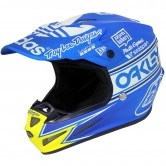 TROY LEE DESIGNS SE4 Composite Team Edition 2 Ocean
