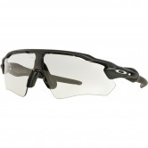 Radar EV Path Steel / Clear Photochromic