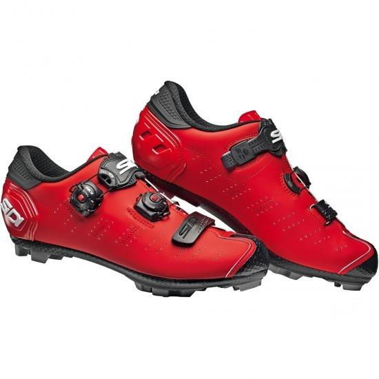 Zapatillas SIDI MTB Dragon 5 SRS Matt Red / Black