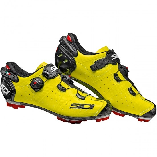 Zapatillas SIDI MTB Drako 2 SRS Yellow Fluo / Black