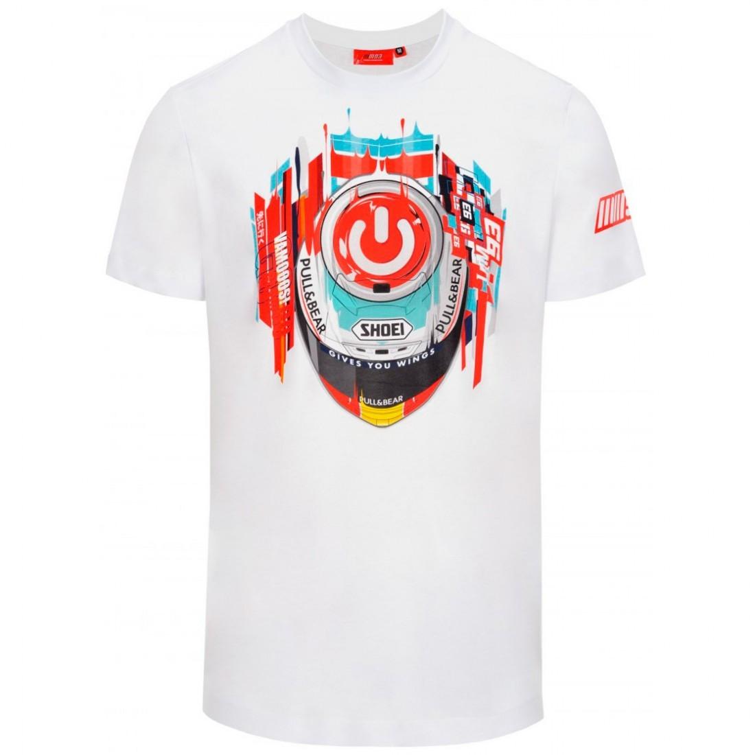 c5eb0b32e354d Camiseta GP APPAREL Marc Marquez 93 1833029 · Motocard