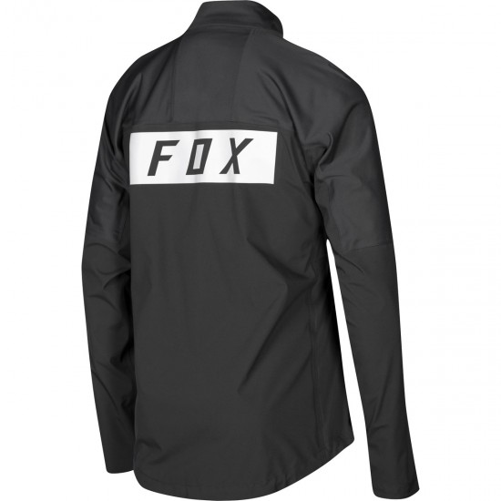 FOX Attack Water Black Jacket