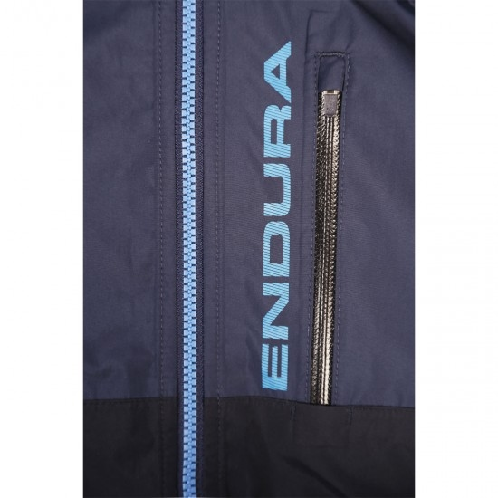 ENDURA SingleTrack II Navy Jacket