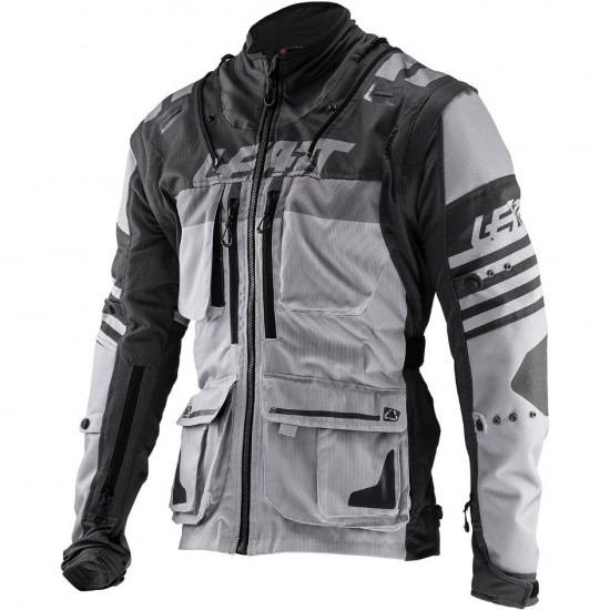 Chaqueta LEATT GPX 5.5 Enduro Steel
