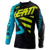LEATT GPX 5.5 Ultraweld 2019 Black / Lime