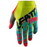 LEATT GPX 1.5 GripR Red / Lime