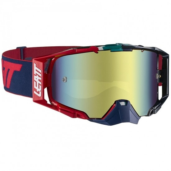 Gafas LEATT Velocity 6.5 Iriz Ink / Red Bronce 20%