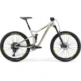 "MERIDA One Forty 600 27,5"" 2019 Grey / Green"