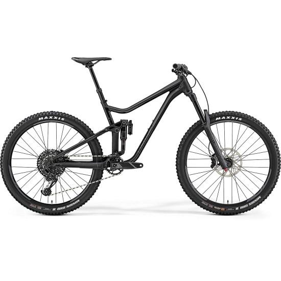 "MERIDA One Sixty 800 27,5"" Black Mountainbike"