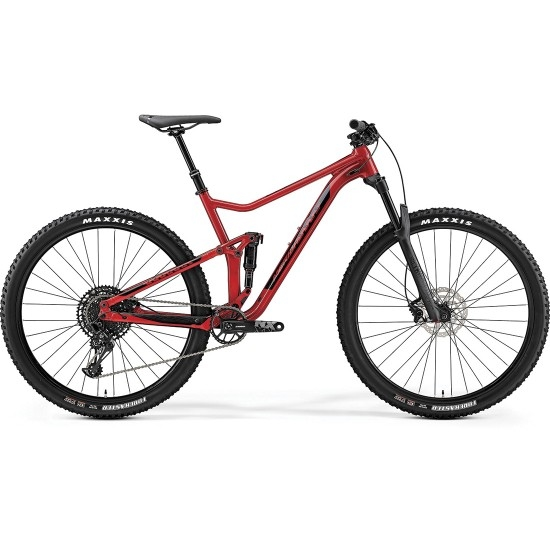 "Bicicleta de montaña MERIDA One Twenty 9 600 29"" 2019 Red / Black"