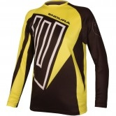ENDURA MT500JR L/S Junior Black