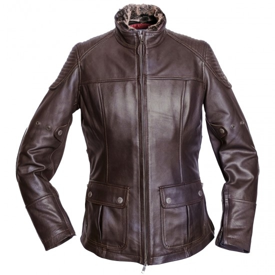 BY CITY Legend II Lady Brown Jacket