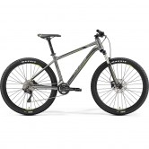 "MERIDA Big Seven 300 27,5"" 2019 Anthracite / Green / Black"