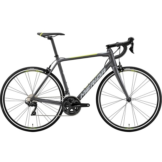 Vélo de route MERIDA Scultura 400 2019 Grey / Green