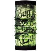 BUFF Reversible Polar Log Us Yellow Fluo