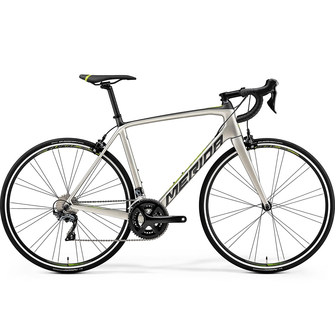 Merida Scultura 5000 2019 Grey Green Road Bike