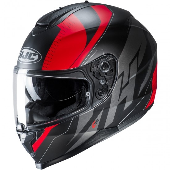 Casco HJC C 70 Boltas MC-1SF