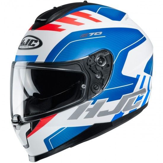 Helm HJC C 70 Koro MC-21SF