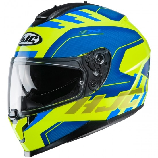 Casco HJC C 70 Koro MC-3H