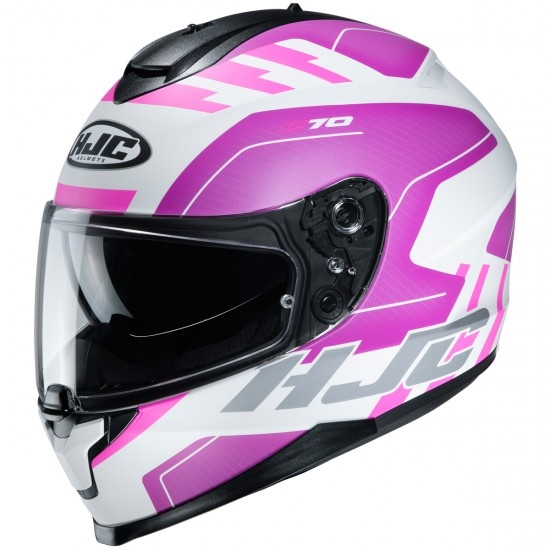 Helm HJC C 70 Koro MC-8SF