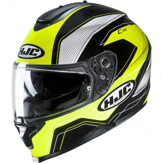 Casco HJC C 70 Lianto MC-4H