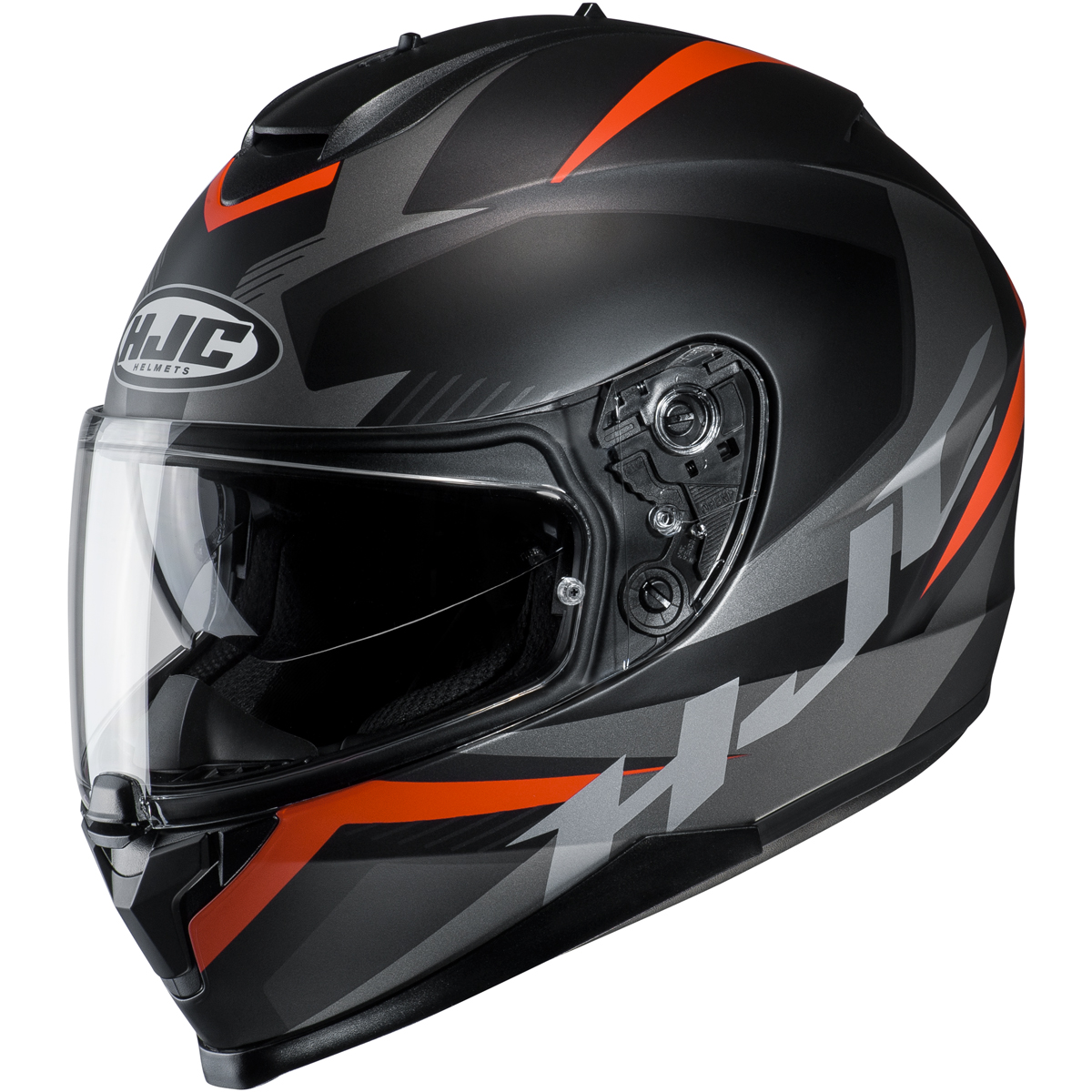 Casco HJC C 70 Troky MC-7SF