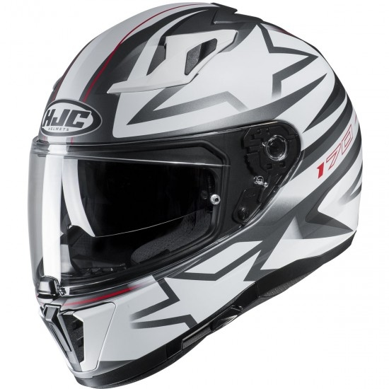 Casque HJC I 70 Cravia MC-10SF