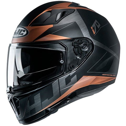 Casco HJC I 70 Eluma MC-9SF