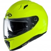 HJC i 70 Fluorescent Green