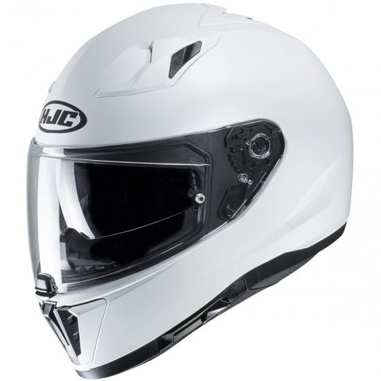 Casco HJC I 70 Semi Flat White