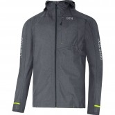 GORE C5 Gore-Tex Active Hooded Terra Grey