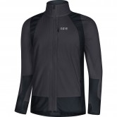 GORE C5 Partial Gore Windstopper Insulated Terra Grey / Black