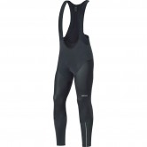 GORE C7 Partial Gore Windstopper Pro Bibtights Black