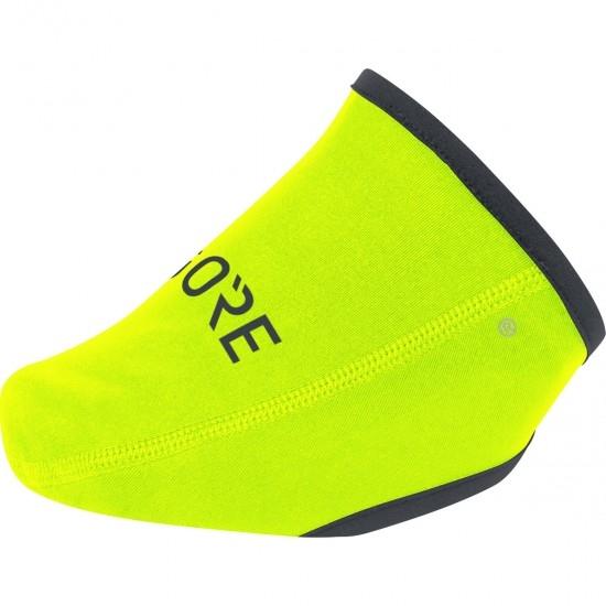 GORE C3 Gore Windstopper Toe Cover Neon Yellow Shoe
