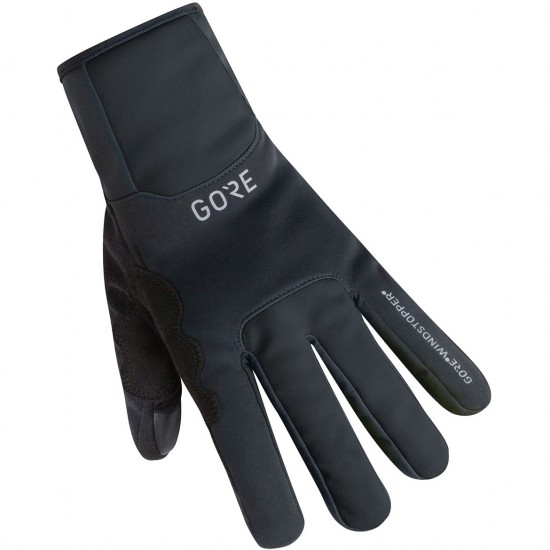 Guantes GORE M Gore Windstopper Thermo Black