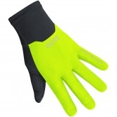 GORE M Gore Windstopper Black / Neon Yellow