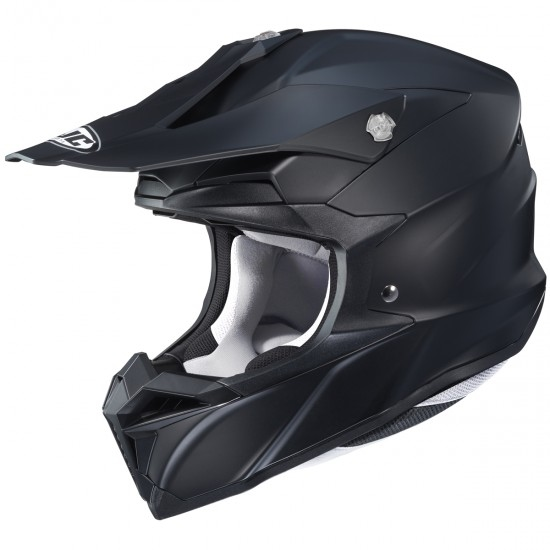 Casque HJC I 50 Semi Mat Black