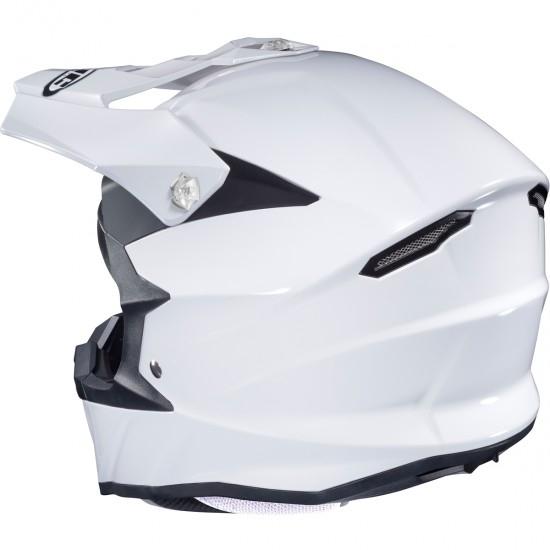 Casque HJC I 50 White