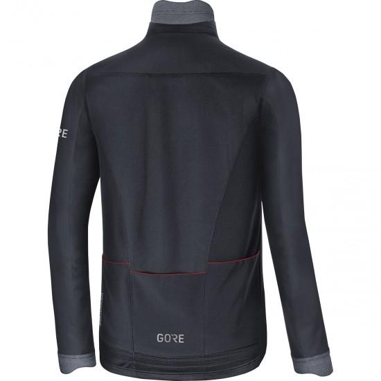 Casaco GORE C7 Gore Windstopper Pro Black