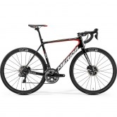 MERIDA Scultura Disc Team E Black / Red / Gold
