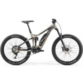 MERIDA E-One Sixty 800 2019 Grey / Black