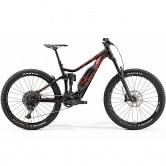 MERIDA E-One Sixty Metalrida 2019 Red