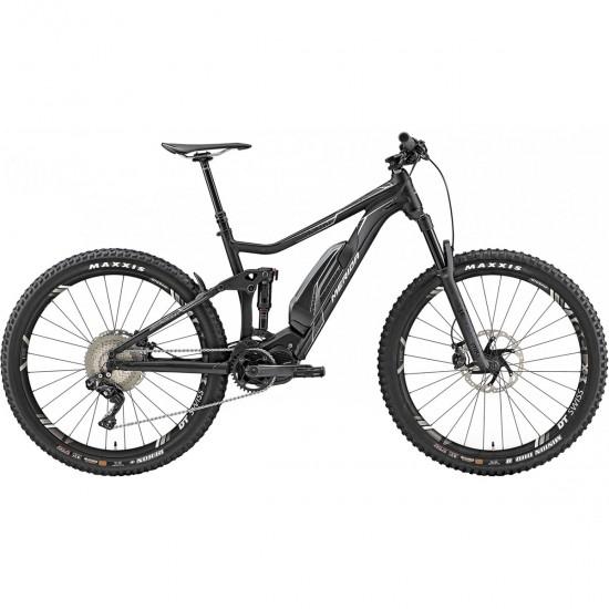 Bici da montagna MERIDA E-One Twenty 900E 2019 Black / Grey