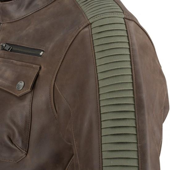 SEGURA Jayzer Brown / Khaki Jacket