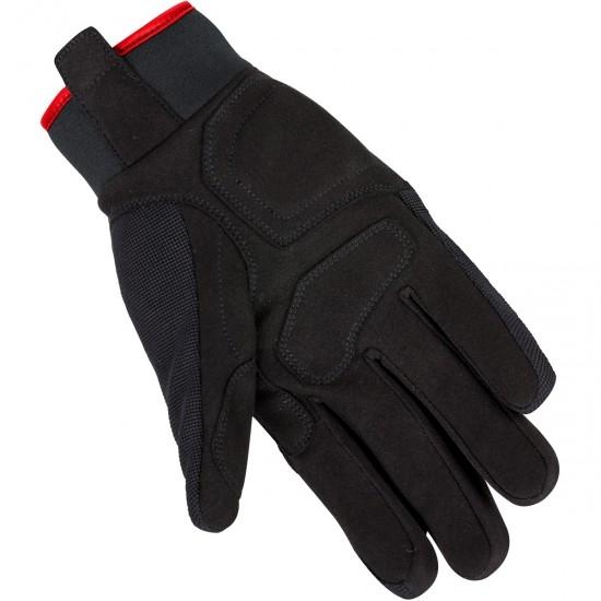 BERING Borneo Black / Red Gloves