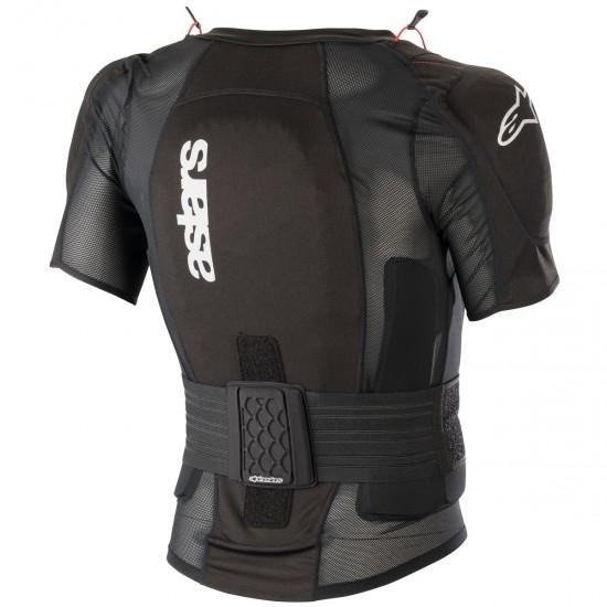 Protection ALPINESTARS Sequence Short Sleeve Black