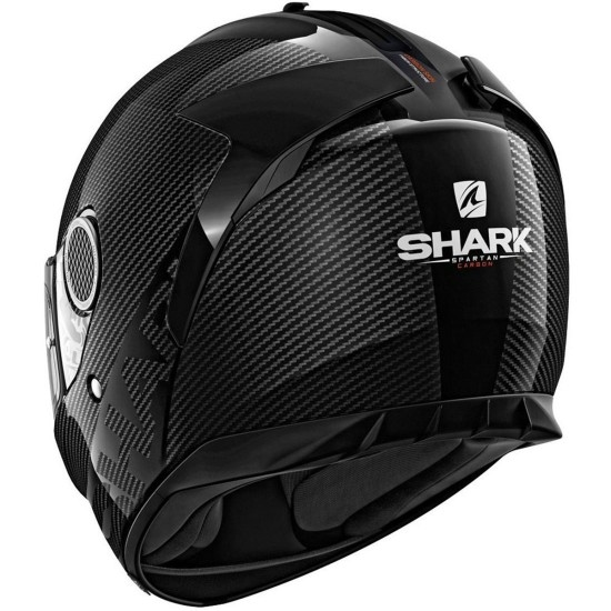 Casco SHARK Spartan Carbon 1.2 Carbon Skin Carbon / Black / Anthracite