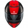 Casque SHARK Spartan Carbon 1.2 Carbon Skin Carbon / Red / Red